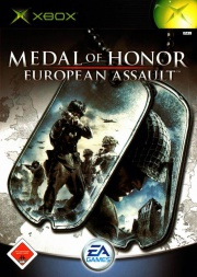 Medal of Honor European Assault (Xbox Pal) caratula delantera.jpg