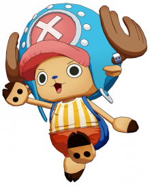 One Piece Unlimited World Red - Tony Tony Chopper.png