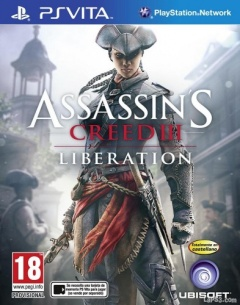 Portada de Assasins Creed III: Liberation