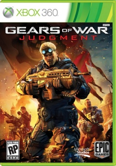 Portada de Gears of War: Judgment