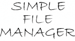 Icono Simple File Manager - PlayStation 3 Homebrew.png