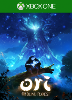Portada de Ori and the Blind Forest