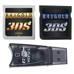 Análisis R4i Gold 3DS Deluxe Edition - ElOtroLado