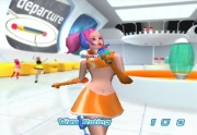 Space Channel 5 (Dreamcast Pal) juego real 001.jpg