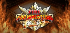 Portada de Fire Pro Wrestling World