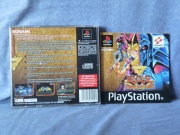 Yu-Gi-Oh! Forbidden Memories (Playstation Pal) fotografia caratula trasera y manual.jpg